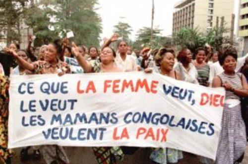 Article : La RDC a besoin des femmes au pouvoir
