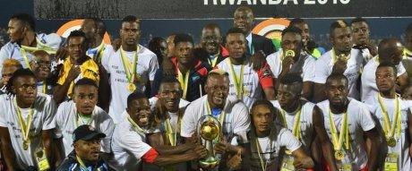 RDC, double CHAN, Meilleure team Africaine
