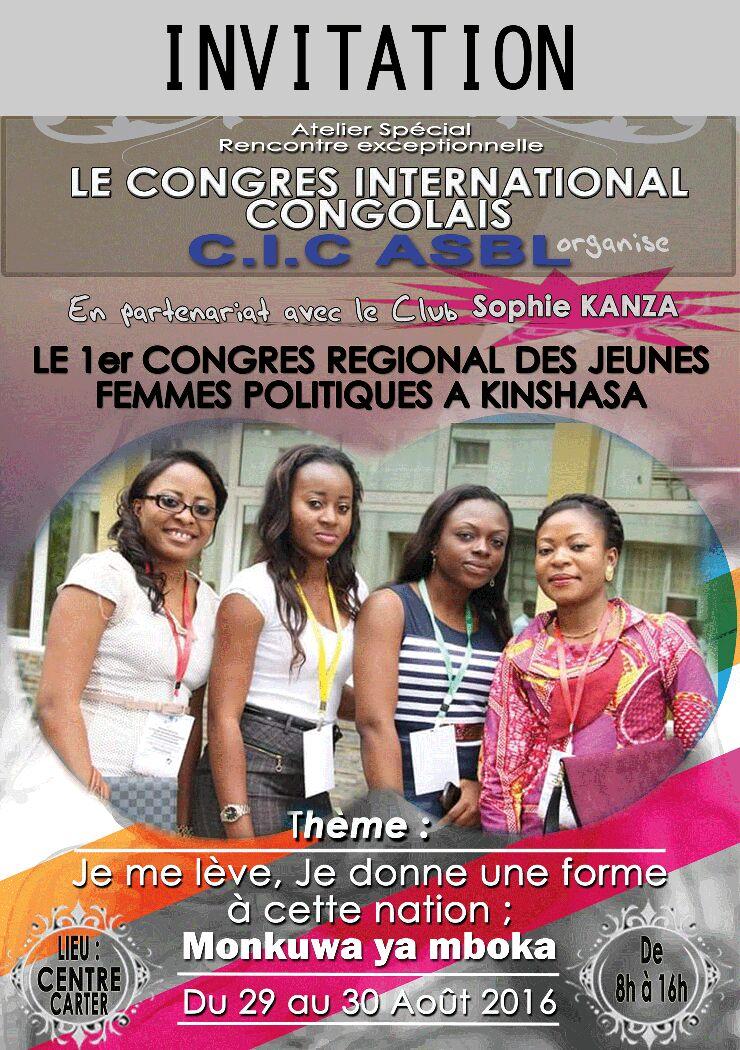 Un autre Congo est possible, davantage de justice.