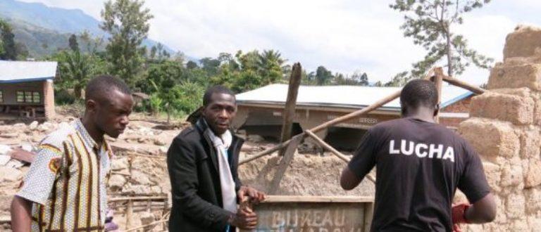 Article : RDC : J'ai eu le privilège de voyager avec le brave Luc Nkulula